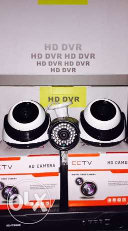 We are Offered Latest HD CCTV Camera System Only 55BD مدينة عيسى -  3
