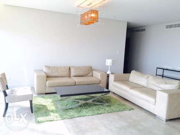 Sea view apartment for rent in Amwaj island,