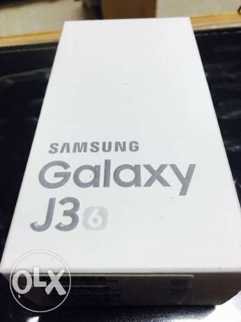 Samsung Galaxy J3-6 Brand New