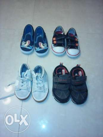 New baby shoes 21 Eur
