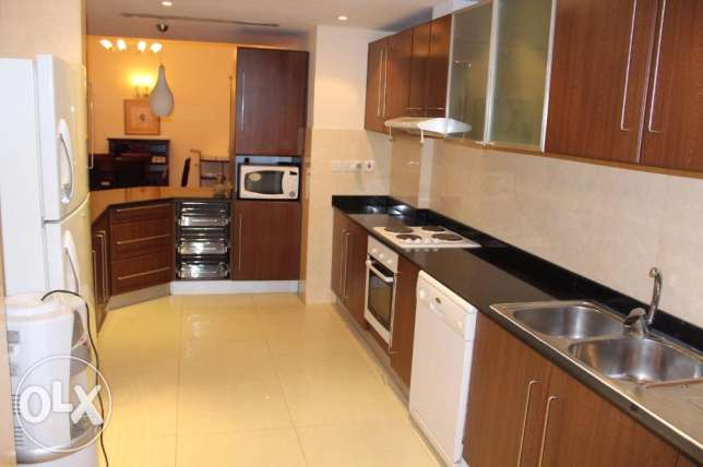 Beautiful flat for rent 2 bedroom fully furnished in Juffair