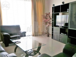 Spacious 2 bedroom apartment with sea view
