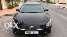 Nissan Maxima model 2011 full option