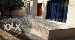 4 Bedroom semi furnished villa for rent