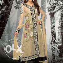 Pakistani Designer Dress Available For Sale In Bahrain