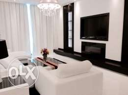 Executive brand new 3 bedroom fully furnished apartment