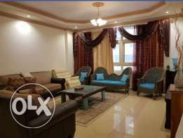 Well furnished flat in juffair