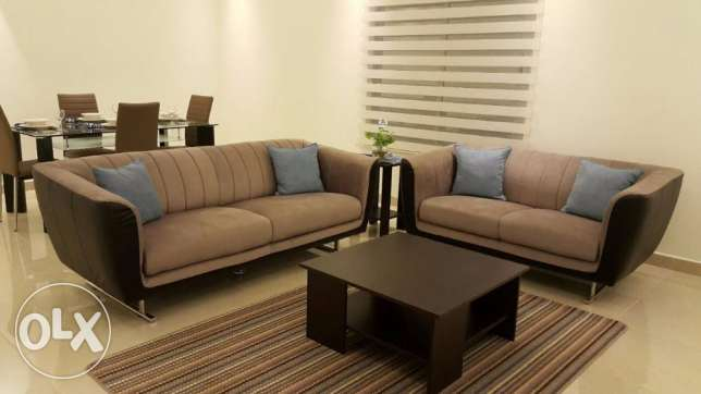 Fully furnished 2 bedroom near St.Christopher School for 550/Incl