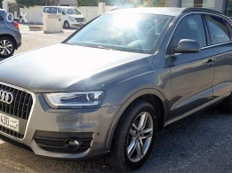 Audi Q3 Quattro 2015 with Service/Warranty Package