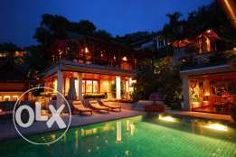 Super Luxurious Villa with Gorgious Garden & Swimming Pool - Dumistan,