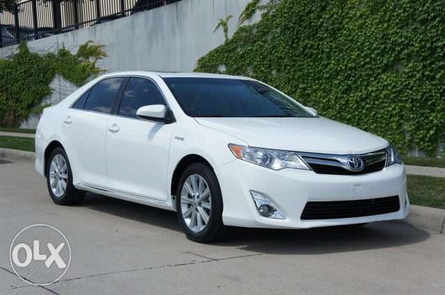 2013 Toyota Camry fairly used