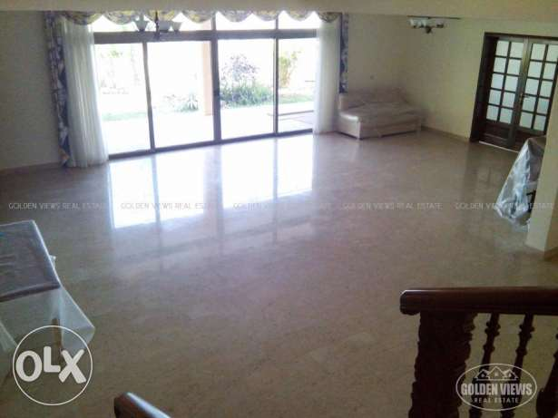 5 Bedroom semi furnished compound villa with excellent amenities