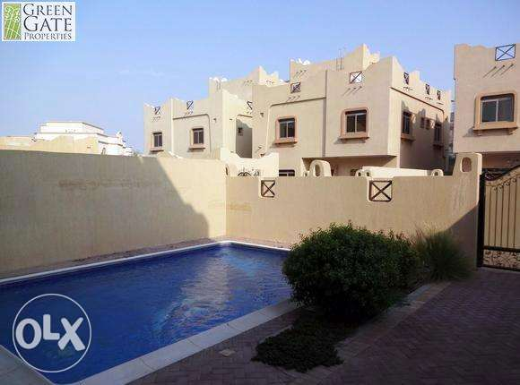 Fully furnished 4br villa with own pool near Saar Mall