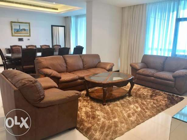 Modern Penthouse for Rent in Reef island