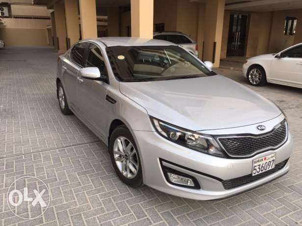 Kia Optima 2015 Very low mileage
