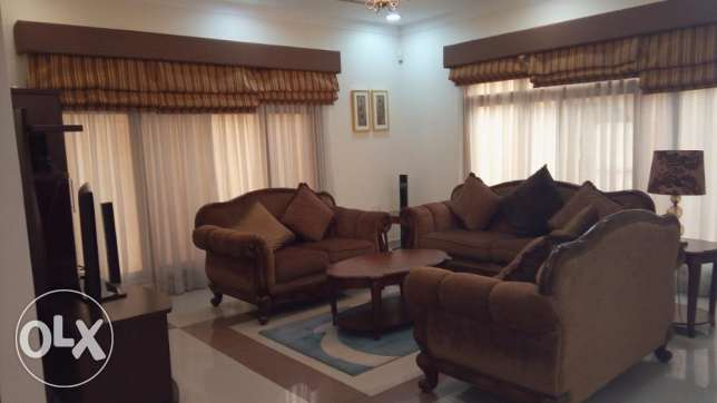 Compound 4 Bed Room fully furnished Villa For Rent in Saar -