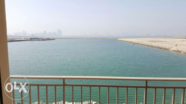 New hidd, so spacious 3 BHK flat with sea view