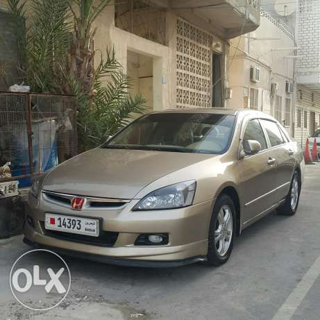 Honda accord full option Limited excellent condition 2006