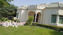SUPER DELUXE Semi Furnished 4 Bedrooms Villa in Al Jasra for Rent