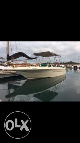 Used family boat for sale سترة -  1