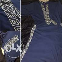 Stylish blue kurta