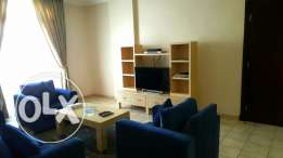 1 bhk fully furnished luxury flat in Manama facing seef highway bd 375
