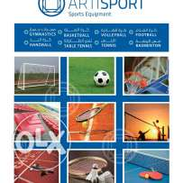 Sports facilities equipment