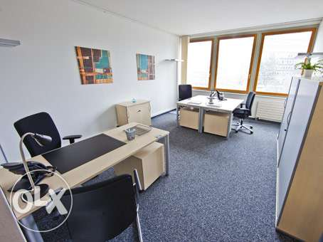 Furnished Serviced Office