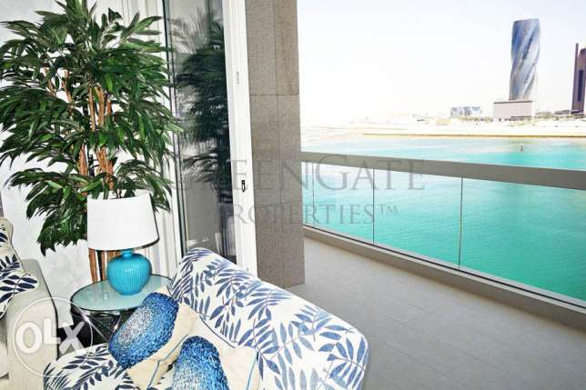 Luxury 6th Floor Apartment with Sea View