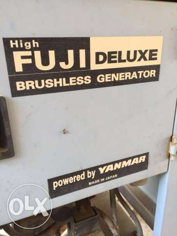 For Sale 2009 High Fuji Delexue Generator