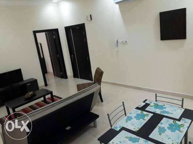 For rent fully furnished i-nclusive _ flat in Tubli near to sea, 3BR