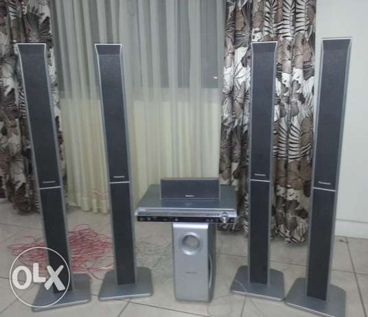 Panasonic 5+1 Home Theater