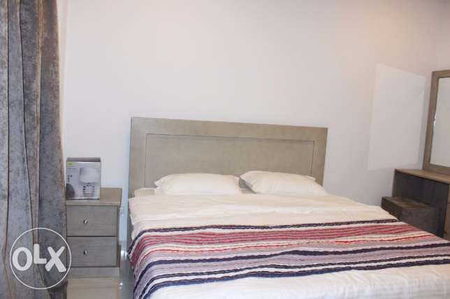 A beautiful apartment 2 bedroom fully furnished in Janabiyah