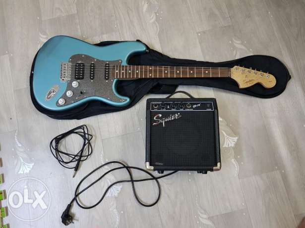 Fender-Electric Guitar