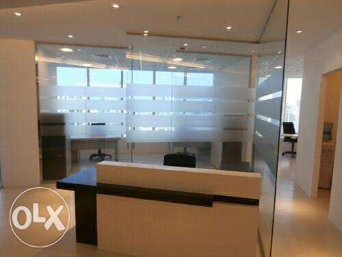 fully furnished office space for
