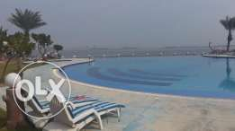 In Tubli sea view 2 Bedrooms flat