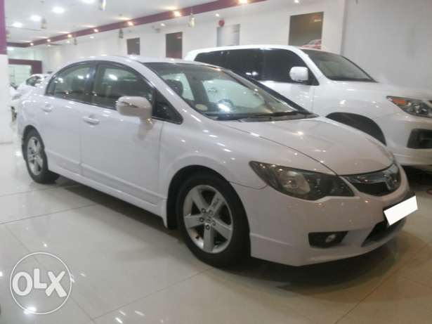 Honda Civic 2010 Mid Option هوندا سيفيك