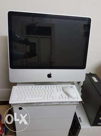 "Apple I mac 20"" for sale"