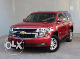 Chevrolet Tahoe 2WD 5.3L LS 2015 Red For Sale