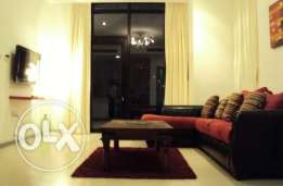 Sea View 1 bed room Apratment For Rent In Seef Tower