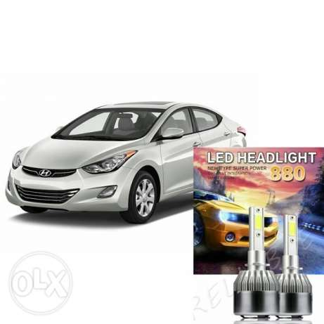 LED cree Lights and car accessories