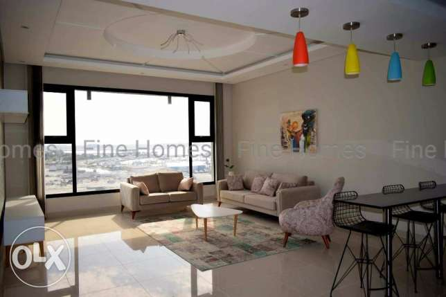 Lovely Brand New Furnished Flat At Amwaj (Ref No: 38AJSH)