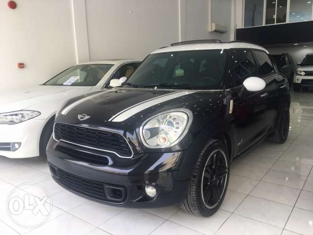 Mini Cooper S, ALL4, 101,000km, Navigation
