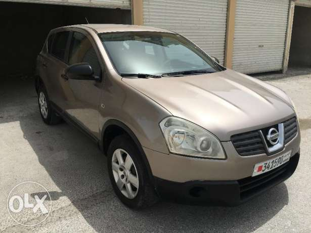 For sale nissan qashqai 2009