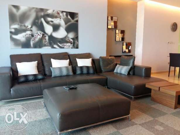 3 BR Fully Furnished Apartment for RENT in Reef Island