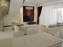 New modern fully furnished villa for rent with pool inclusive