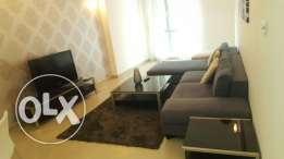 1br fully furnished.flat for sale in amwaj island