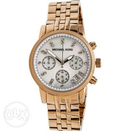 Original Michael Kors women watch for sale brand new