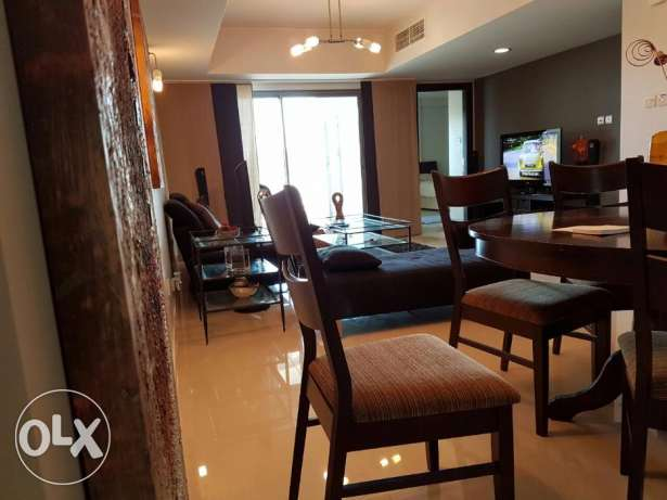 2 Bedroom beautiful flat in Amwaj/fully furnished with all facilities جزر امواج  -  5