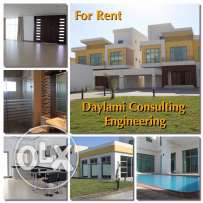 Semi Furnished Villas for Rent brand new